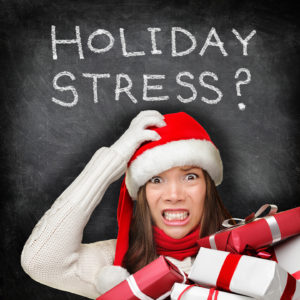 Holiday stress relief in Phoenix