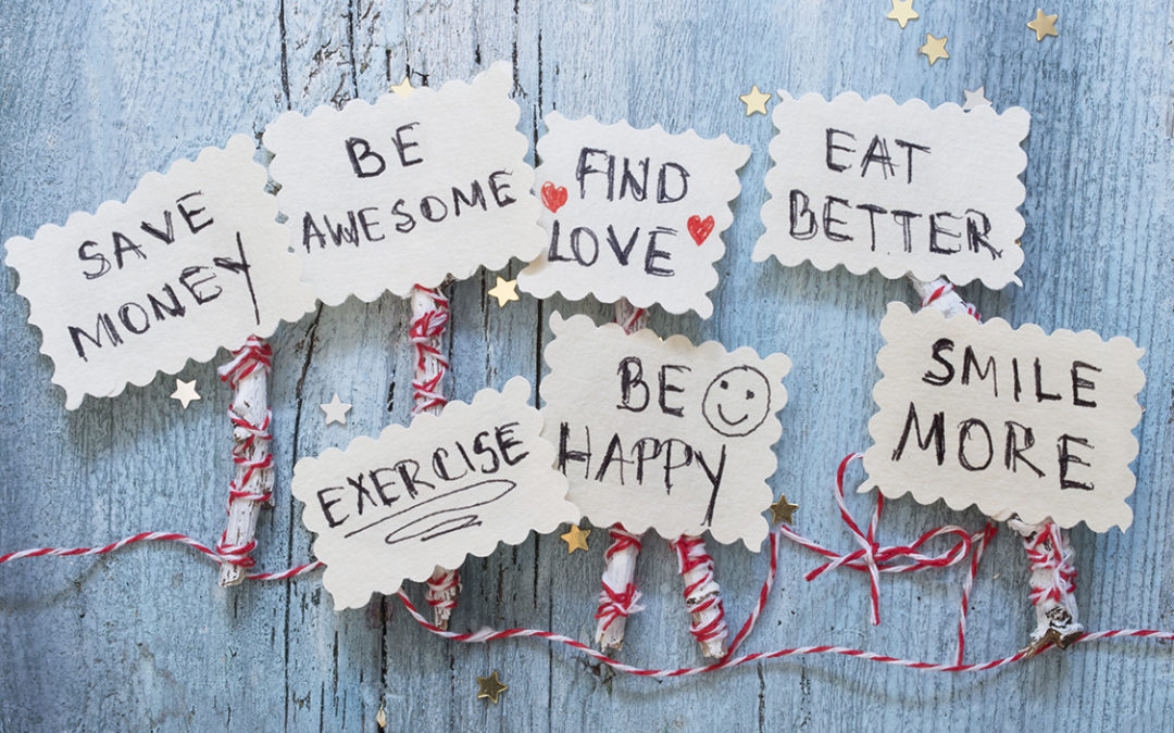 How to a Make New Year's Resolutions You Can Actually Keep