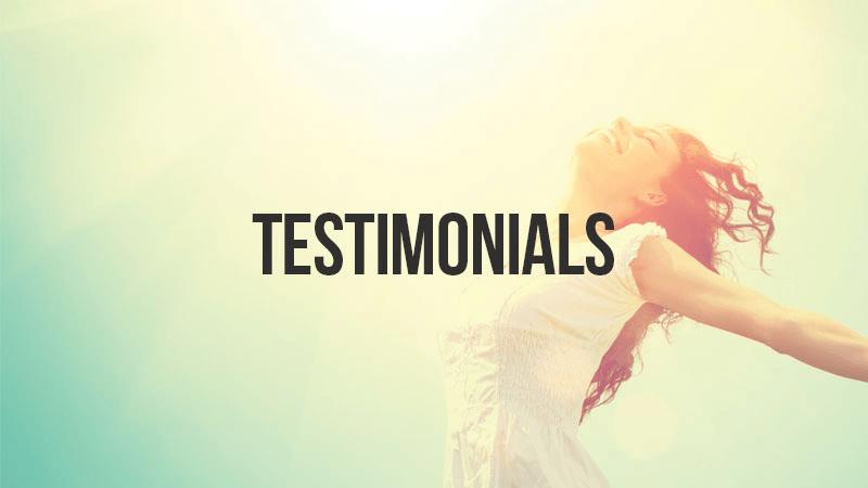 Pure Health Testimonials